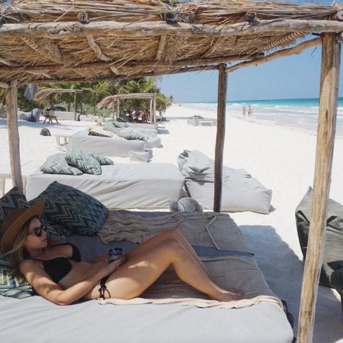 Travel Diary: TULUM, Mexico / BeTulum / thegracefulriot.com
