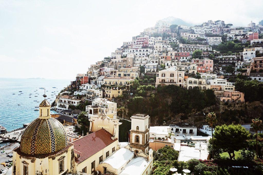 Road Trip through Italy, Honeymoon, Nicole Eachus Amalfi Coast, Positano