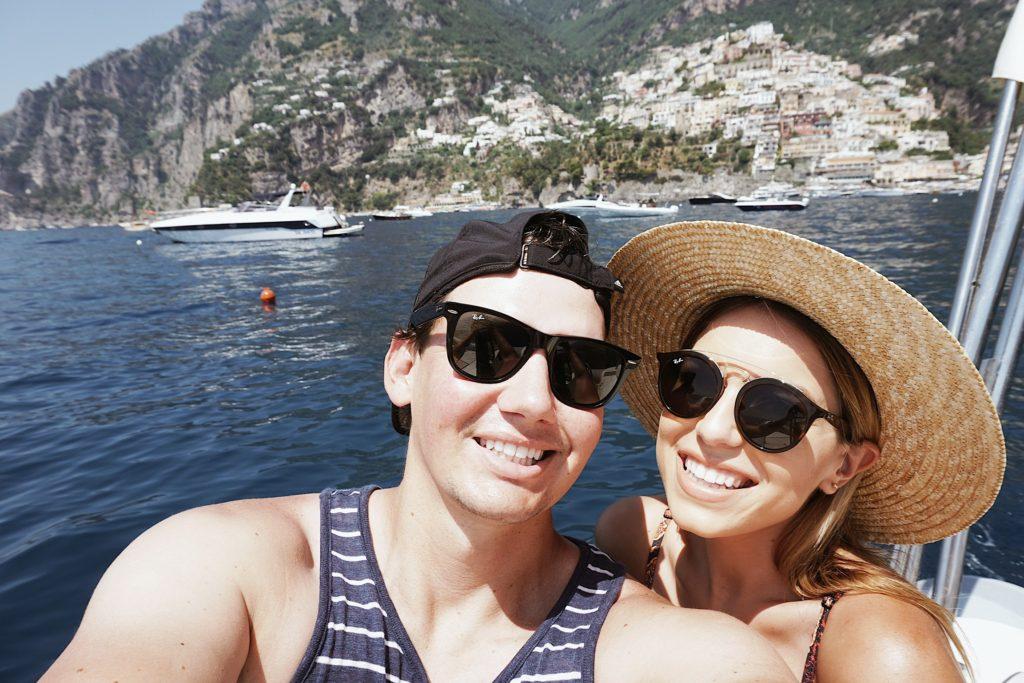Road Trip through Italy, Honeymoon, Nicole Eachus Amalfi Coast, Positano, Eden Roc