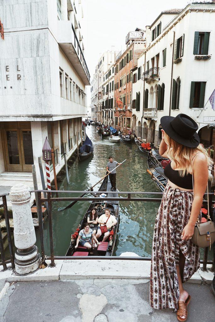 Road Trip through Italy, Honeymoon, Nicole Eachus Venice, The Westin Europa & Regina