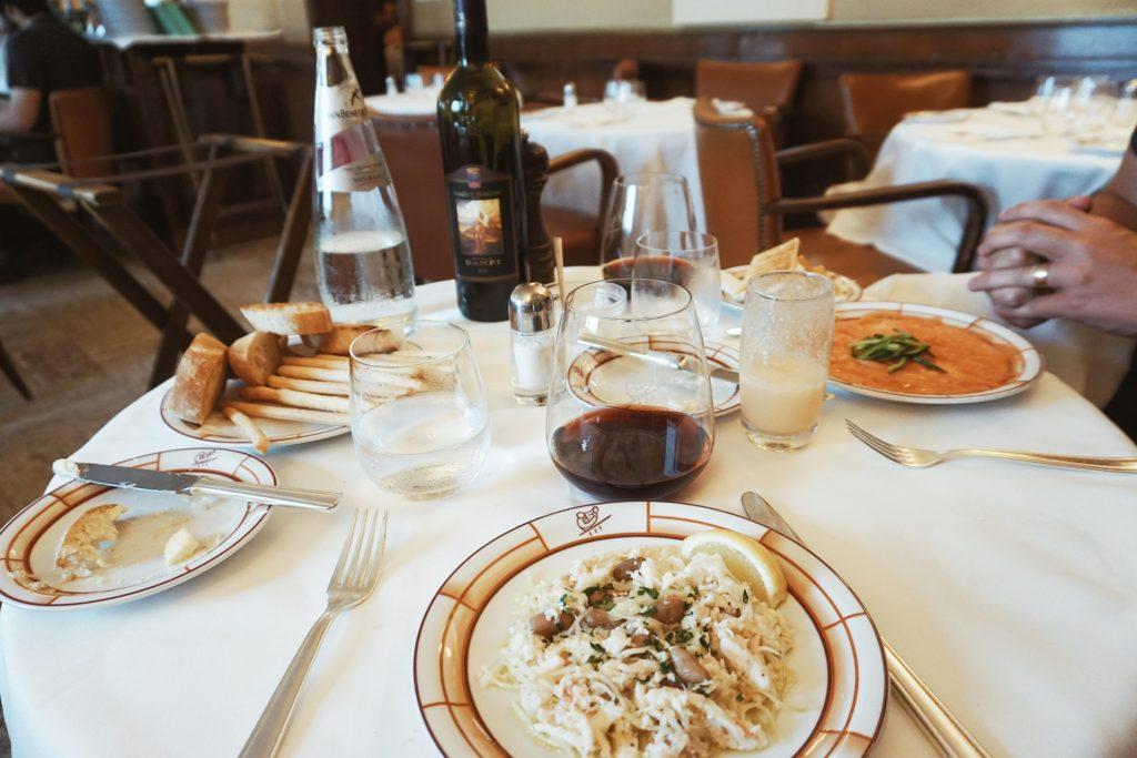 Road Trip through Italy, Honeymoon, Nicole Eachus Venice, Harry's Bar
