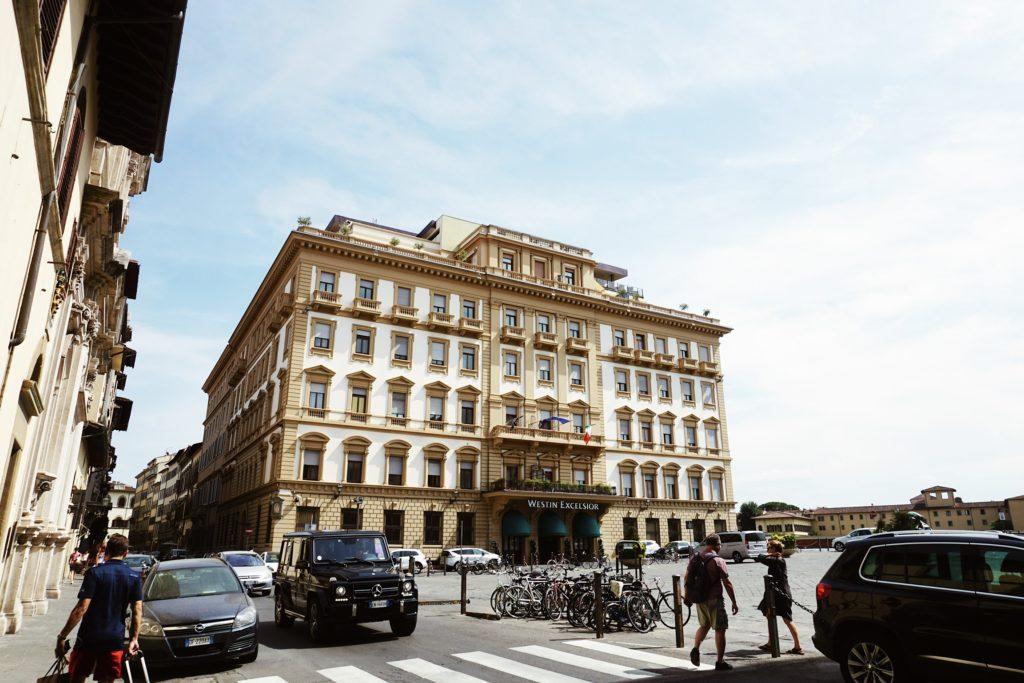 Road Trip through Italy, Honeymoon, Nicole Eachus Florence, Westin