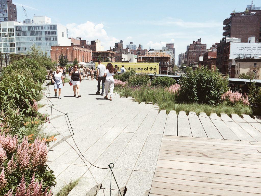NYC High Line, nicole eachus.com