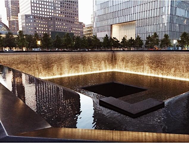 9/11 Memorial nicoleeachus.com Travel Diaries