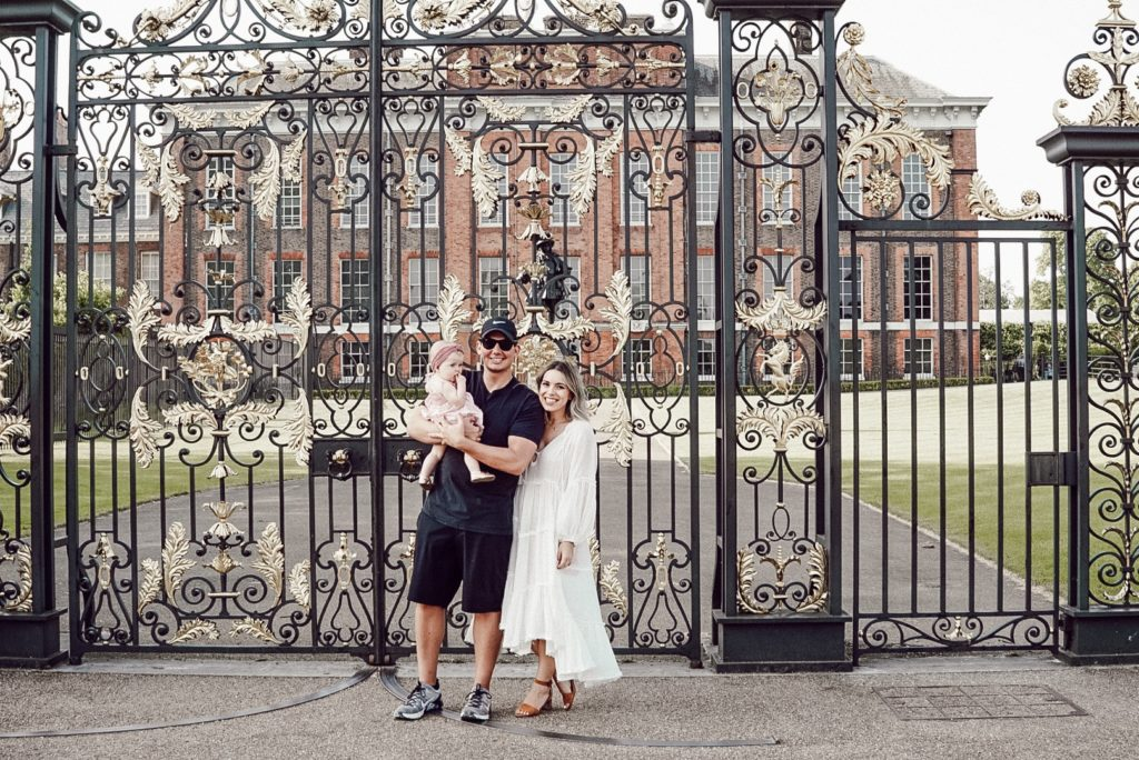 Nicole Eachus, travel diary , things to do in London, traveling with kids, kensington palace