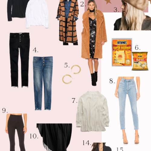 Nicole eachus, what to pack for winter, winter packing list, Europe travel, pack for Europe, what to wear in Paris, what to wear in Sweden, Amsterdam pack list