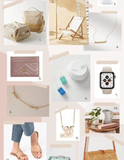 nicole eachus mothers day gift guide ideas