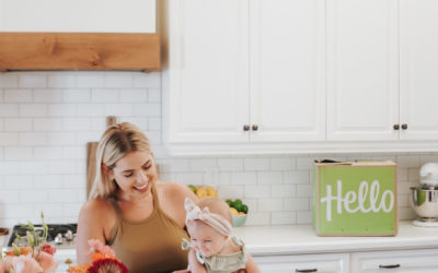 DINNER TIME MADE EASY WITH HELLOFRESH