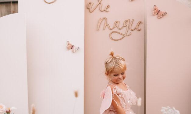 Ellery's Enchanted Fairy Party