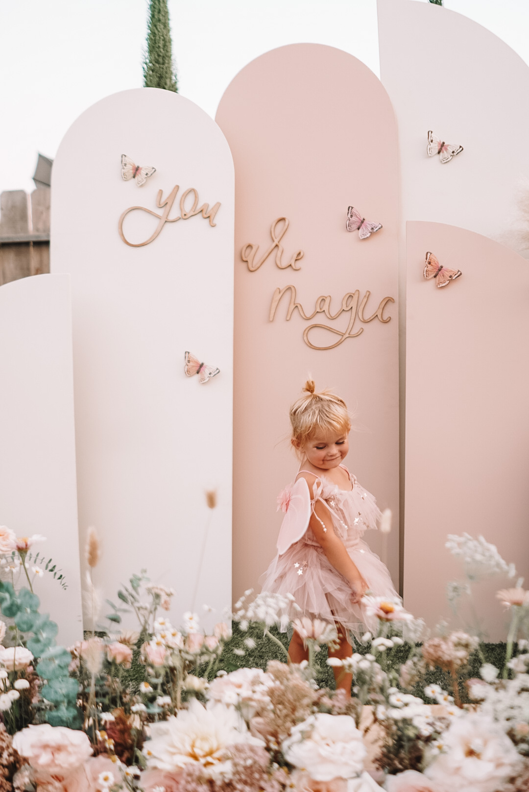 Ellery's Enchanted Fairy Party