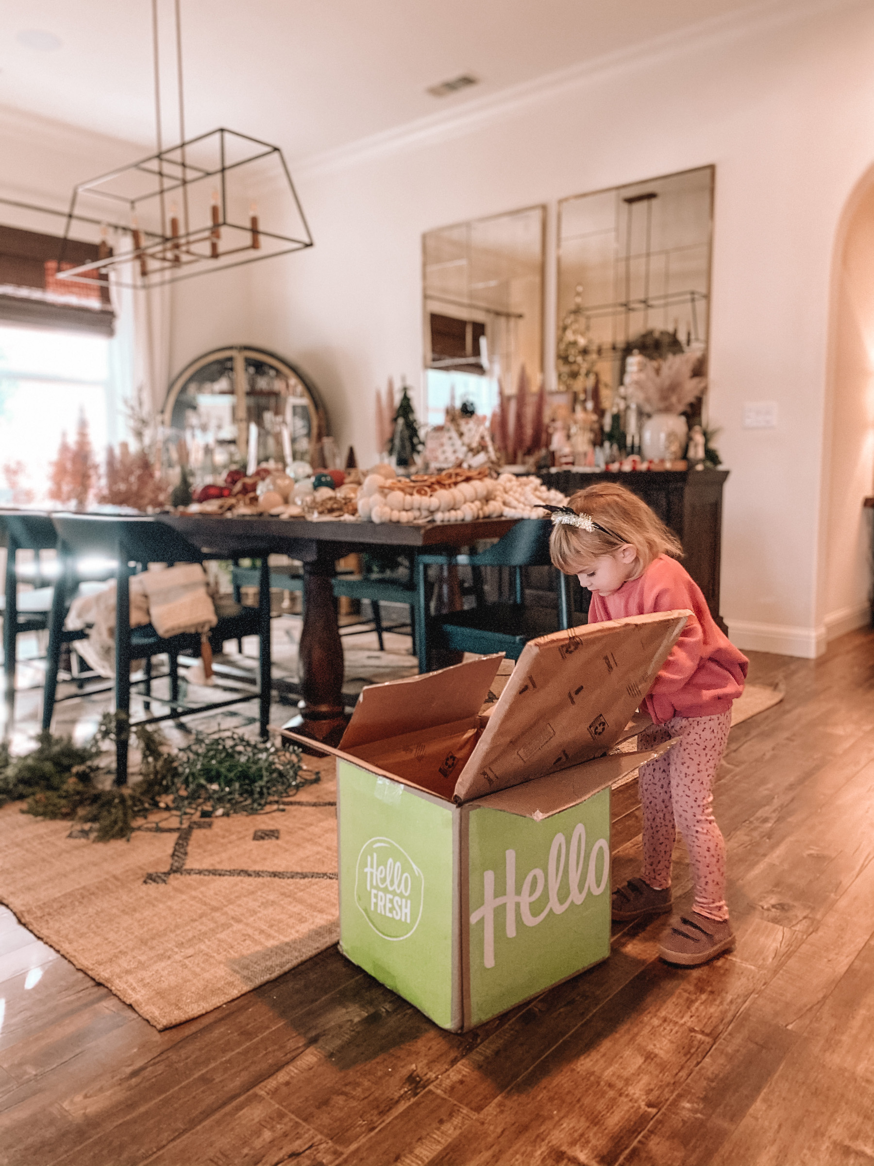 Making daily life easier in 2021 with hellofresh
